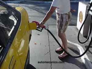 Mazda 6 1.8 gasto de la gasolina