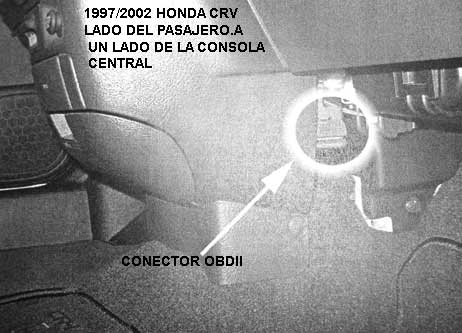 Obd on 1995 Honda Prelude