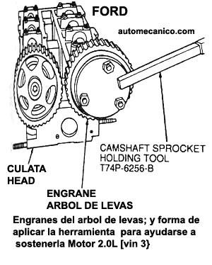 Ford 2 0 Timing Belt