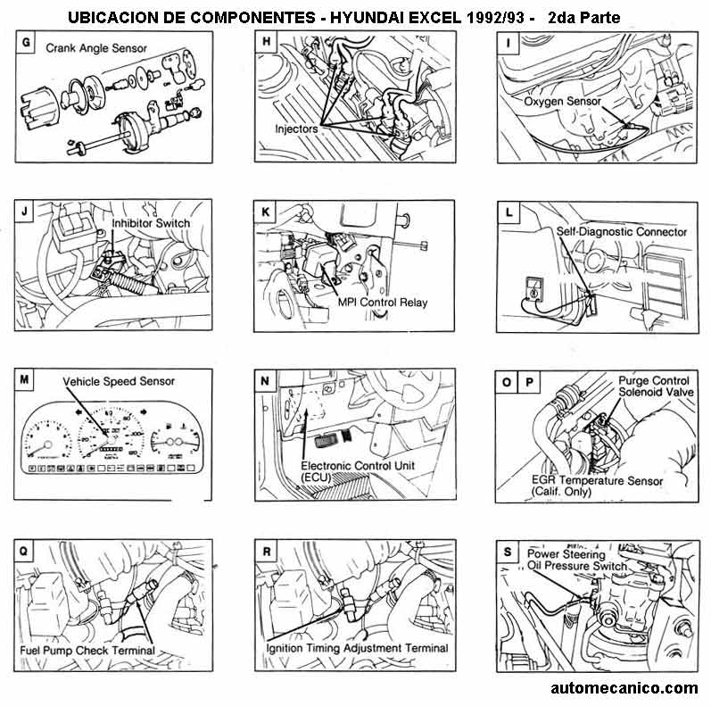 Ver Diagramas Gm Ford Vw Golf Jetta Toyota