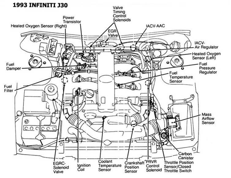 infiniti 1990  93