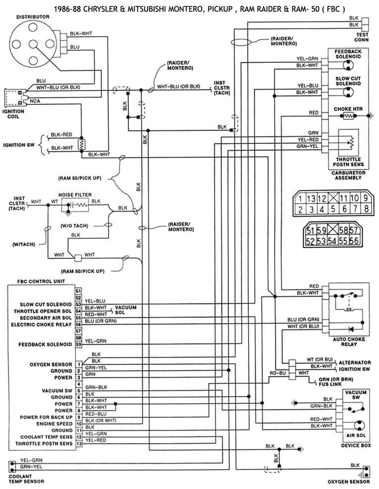 car tail light wiring diagram