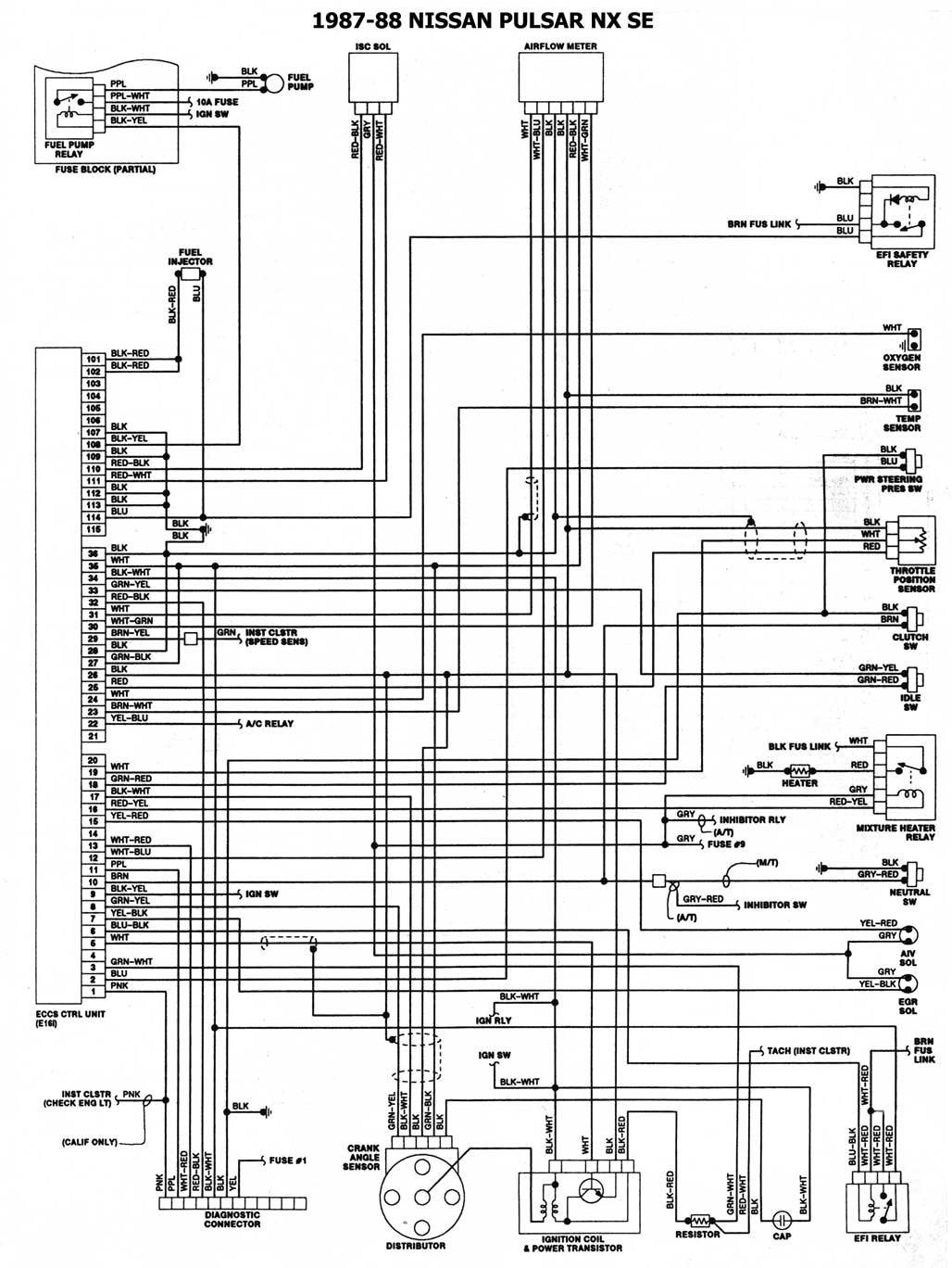 diagrama tipico caja de fusibles car pictures