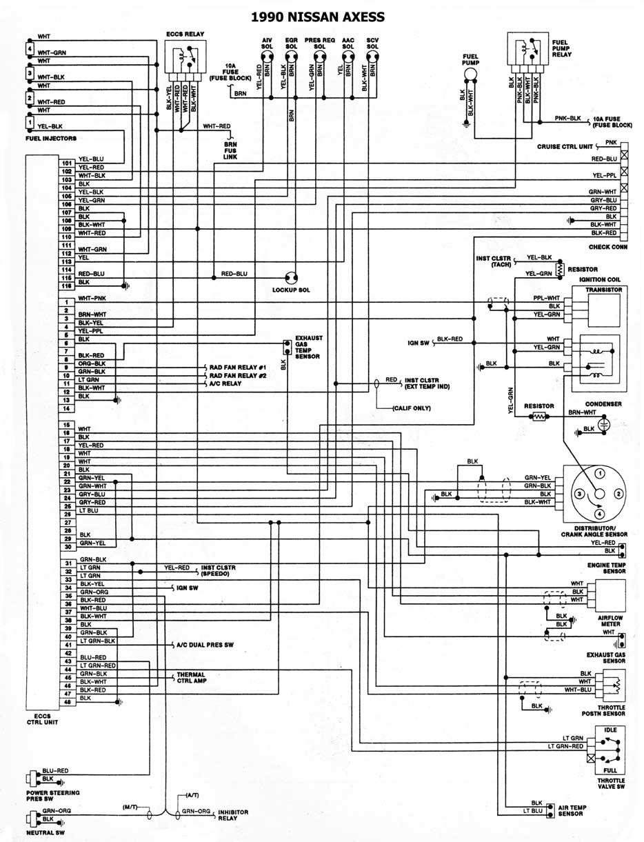 Axxes 1990 2 4 Motor