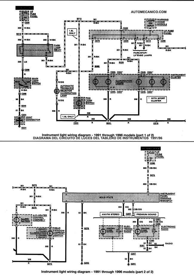 ford mercury diagramas esquemas graphics ford mercury diagramas esquemas