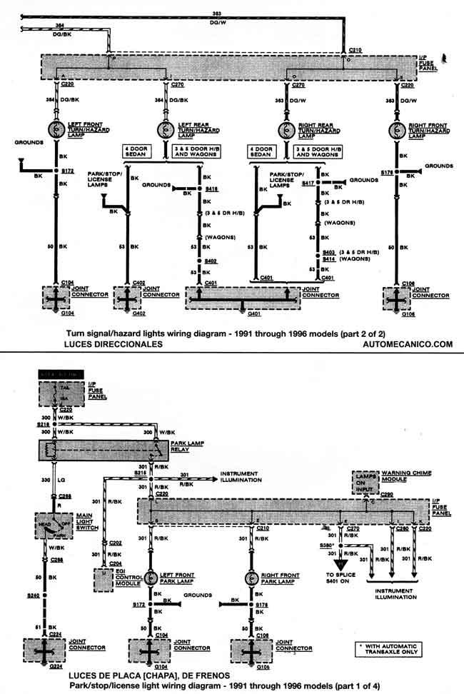 Automecanico Diagramas De Bocho | Share The Knownledge
