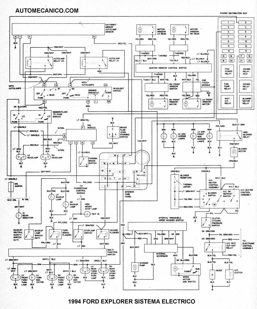 Fordex on 2010 Mazda 3 Wiring Diagram