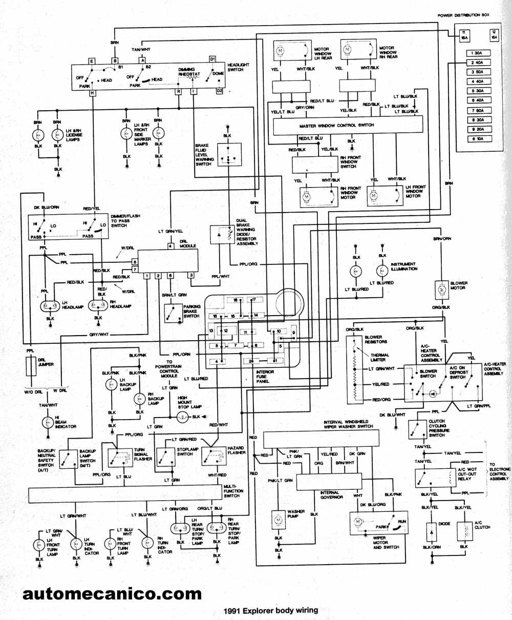 automecanico ford