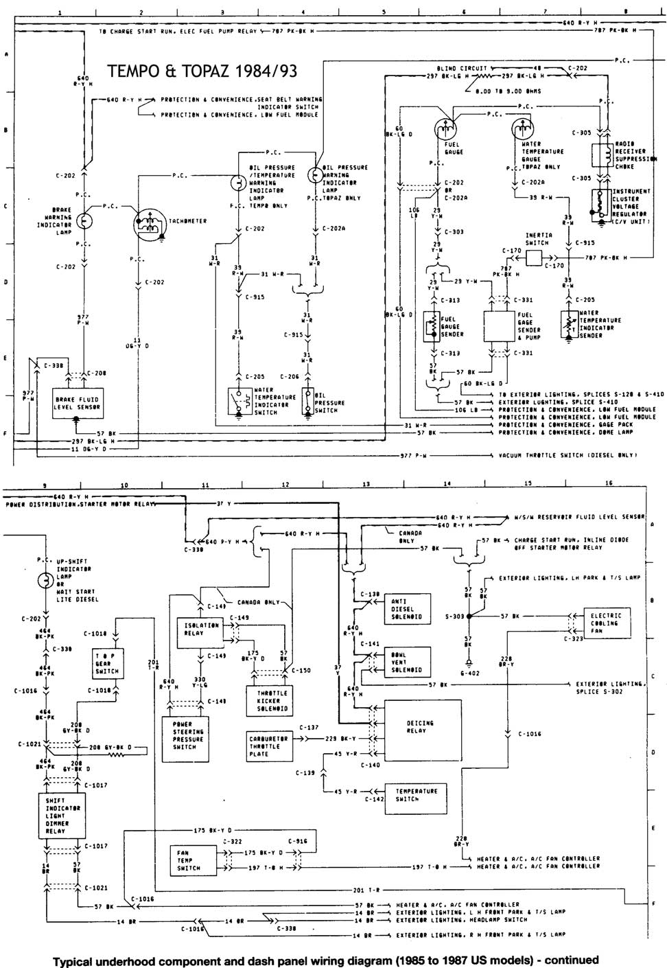 Ikon Wiring Diagram Not Lossing Governor Fbl Get Free Image About Ford 16 2