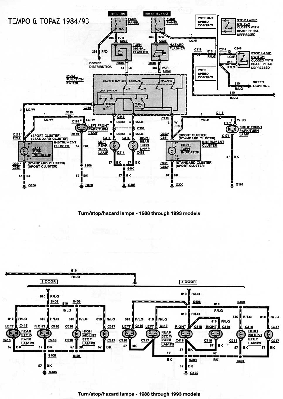 93 Ford Tempo Wiring Diagram | Wiring Diagram  Ford Tempo Radio Wiring Diagram on 1993 nissan altima radio wiring diagram, 1993 lincoln town car radio wiring diagram, 2005 ford f250 radio wiring diagram,