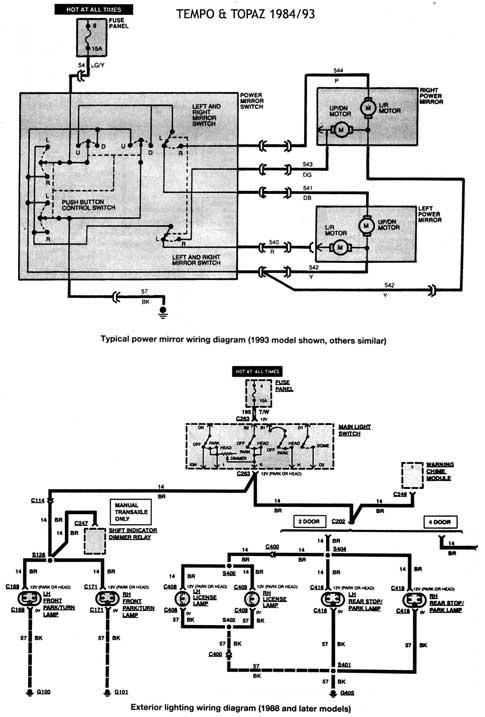 Diagrama De Motor De Arranque Ford