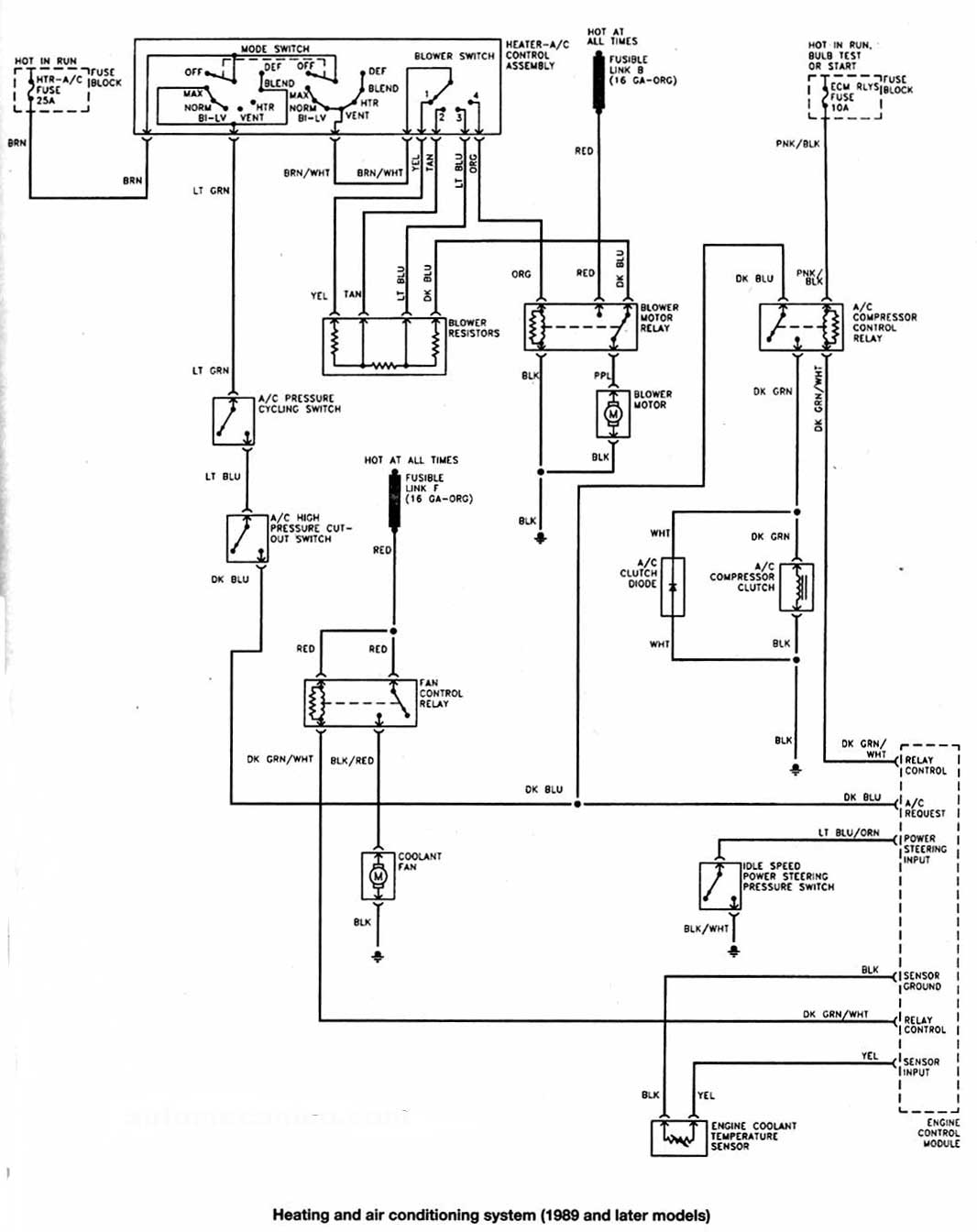 2002 pontiac sunfire diagram