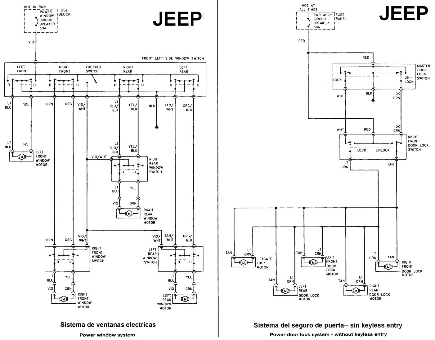 Jeep D on 2003 Jeep Grand Cherokee Fuse Diagram