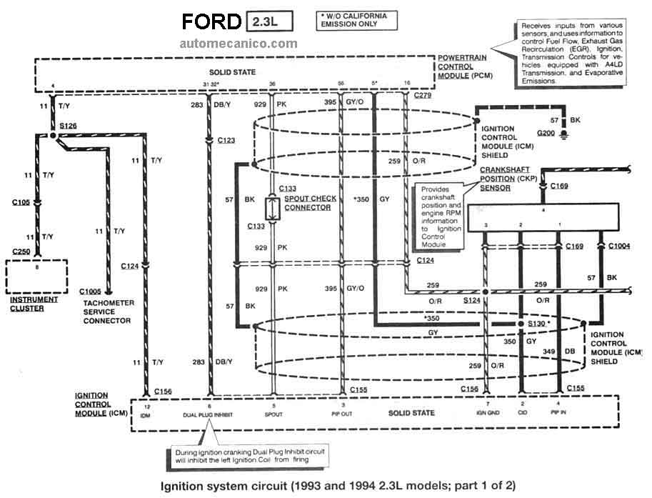 93 ford festiva wiring diagram 1991 ford festiva wiring