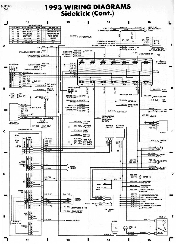Suzuki 1986 93 Diagramas Esquemas Graphics