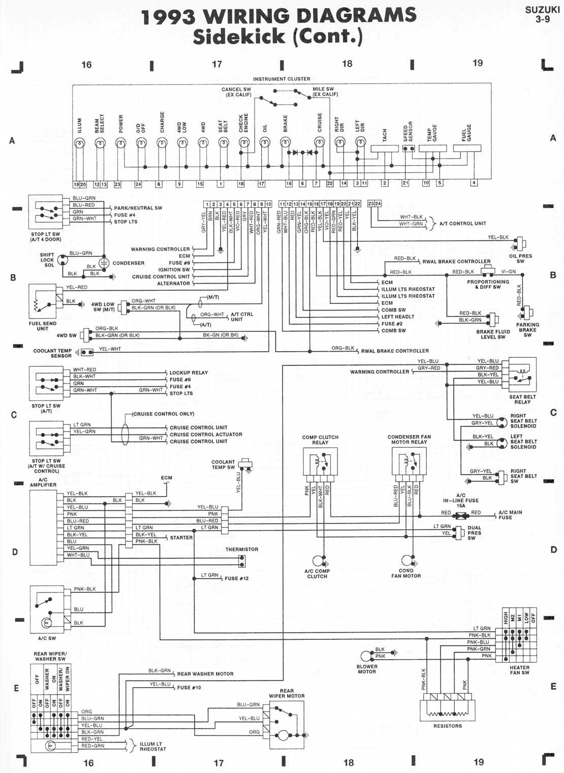 Suz Box Fender besides Suzuki Sidekick Timing Marks Zccpxbu likewise Suzukisidekickorms Toc as well Wiring Diagram Dr Se likewise Fule Pump. on 1990 suzuki sidekick wiring diagram