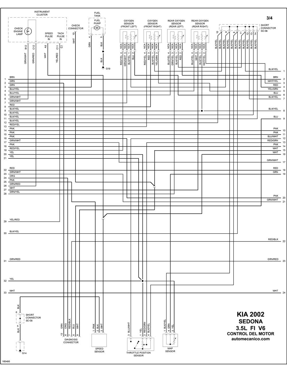diagrama motor kia rio 2002  u2013 408inc blog