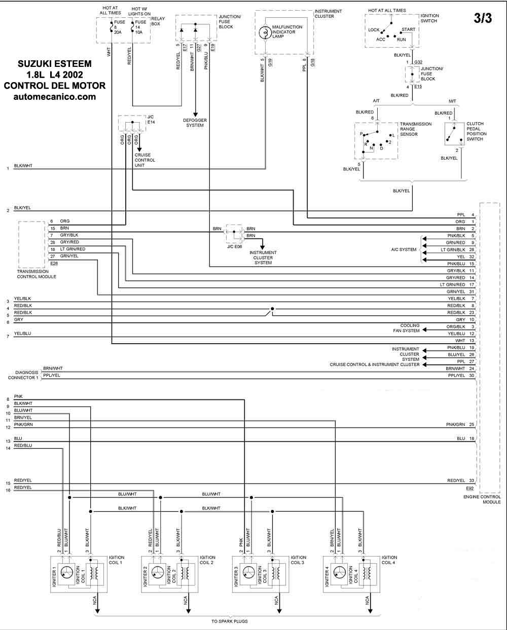 Diagram Suzuki Esteem Motor Diagrama Full Version Hd Quality Motor Diagrama Diagramsheap Unbroken Ilfilm It