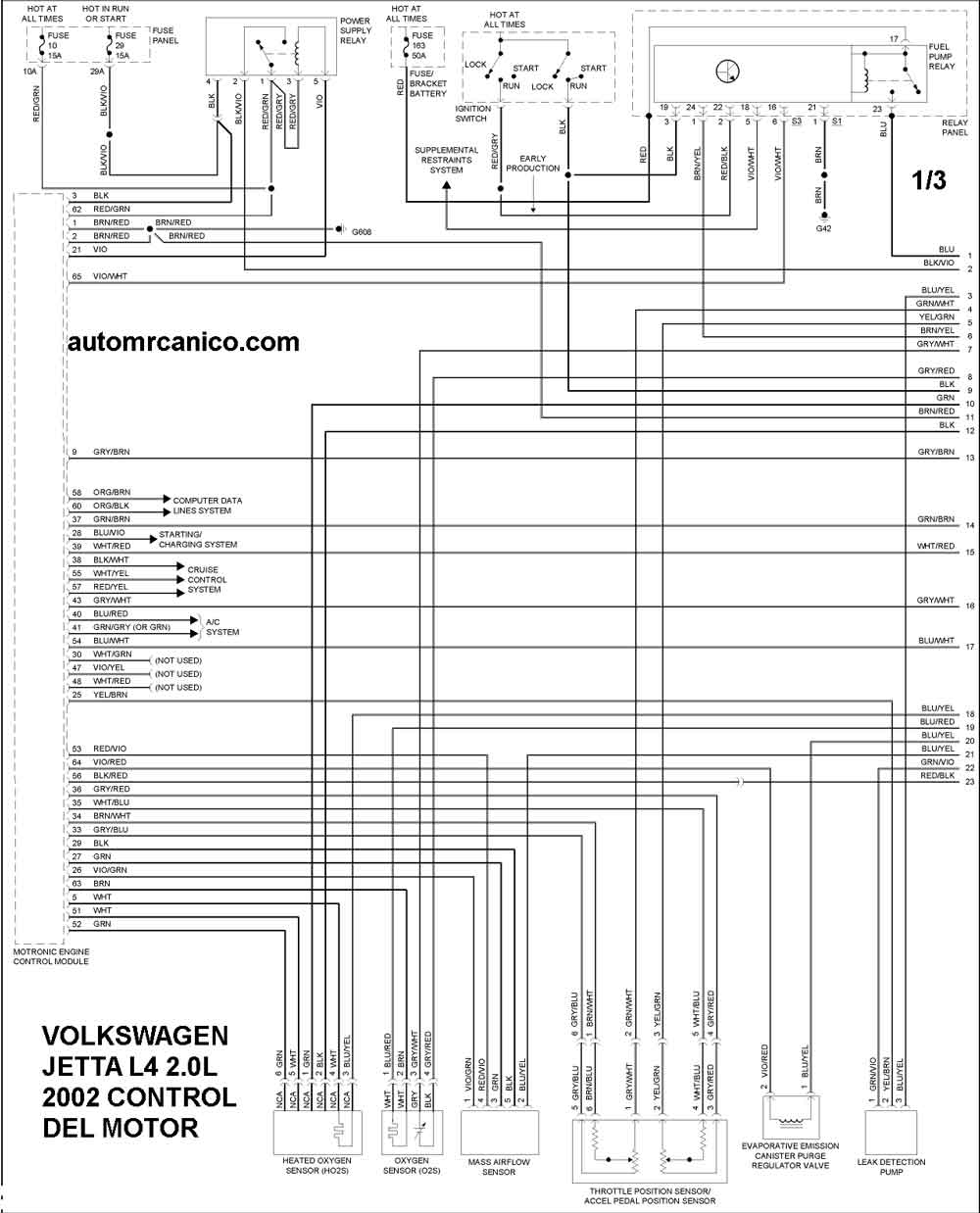 Diagrama Electrico Vw Derby 2002 Volkswagen Car