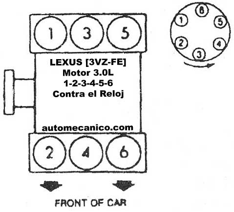2000 Lexus Gs300 Engine Diagram