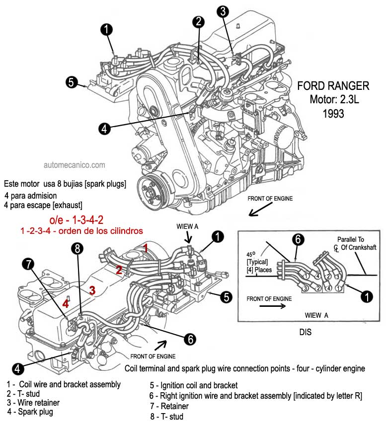 ford23004  Mazda B Wiring Diagram on