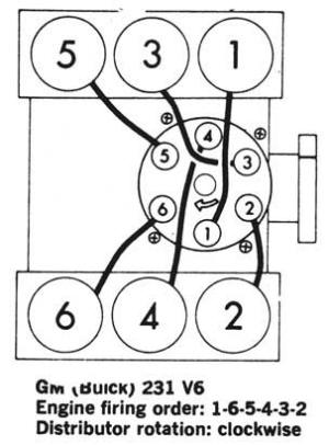 3 9 Buick Engine Diagram together with GM76831 in addition Gmoe808710 also 4con0 Getting Following Obd2 Dtc S P1153 P1155 What besides Oe808710. on buick 225 v6 firing order
