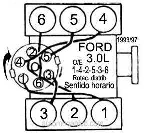 1993 Ford Ranger 2 3l Engine