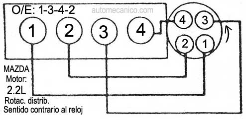 Wiring Diagram For 1988 Mazda 626 in addition 1988 Ford Festiva Engine Diagram furthermore 94 Mazda B2300 Wiring Diagram furthermore 1991 Jaguar Xj6 Engine Diagram furthermore Serpentine Belt For 2000 Celica. on mazda b2600 firing order