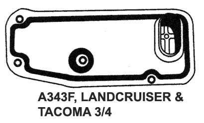 4l60e Diagram With Parts List