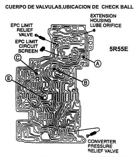 ford e40d transmission solenoid wiring diagram  ford  auto