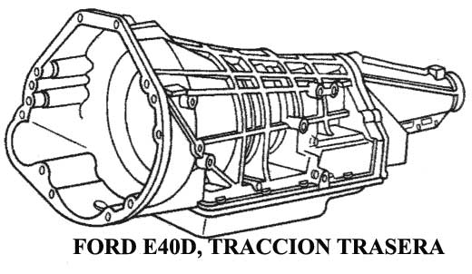 2017 Ford Bronco >> FORD|TRANSMISIONES AUTOMATICAS|COMPONENTES,DESPIECE ...