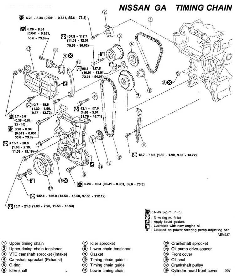 Nissan Z24 Timing Diagramon 2002 Nissan Maxima Firing Order Diagram