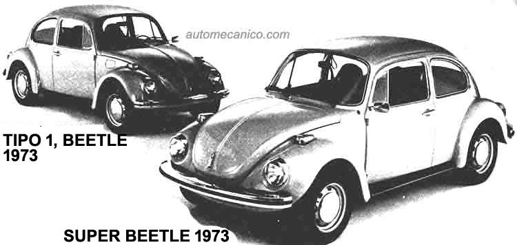 volkswagen - beetle - escarabajo  79