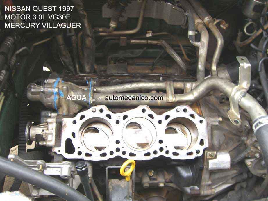 Imagquest000on Diagrama De Motor Nissan Quest