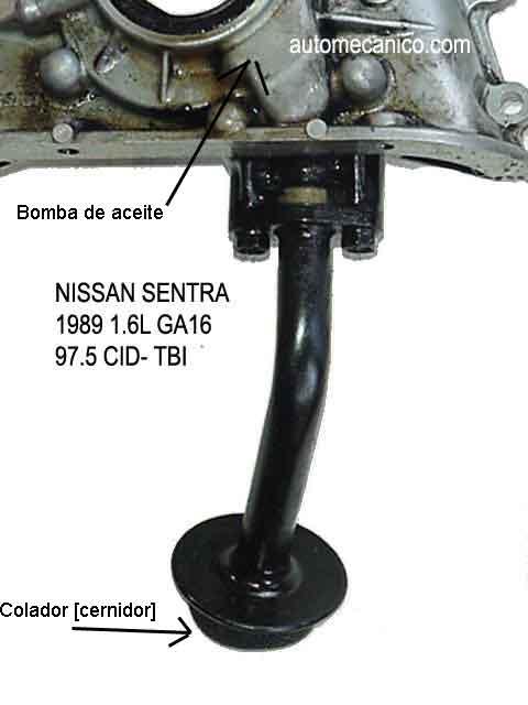 MOTORES IMAGENES FOTOS DE NISSAN SENTRA E15 E16 GA16